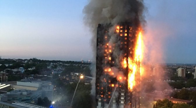 Grenfell Fire: Ways to help